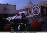 B.P.O.E. float in the Golden Days parade in Fairbanks.