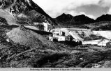 Mill complex at Independence Mine, September 1949.