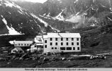 No. 1 bunkhouse, Independence Mine.