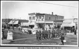 4th of July parade, Anchorage, 1919.
