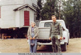 Bernice Kaufmann & Jim Marshall of U.S. Forest Service.