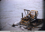 Copper River fish trap.