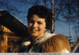 Sheila McGhan, '57 Rondy Queen candidate.