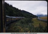 July 4th excursion train to Seward.
