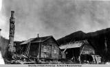 Chief Shakes House Wrangell, Alaska.