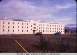 Alaska Native Medical Center in Anchorage.
