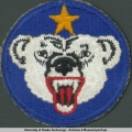 Alaska Defense Command Alaska District shoulder patch.
