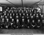 179th Station Hospital group photo, August 1943-October 1945.