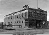 Valdez Bank and Mercantile Co. [ca. 1910-1913].