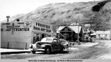 Frontier Book & Gift Shop building, Kodiak, 1945.