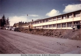 New high school, Kodiak, 1958.