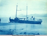 S. S. Perry in Knik Inlet.