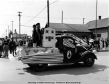 Paddocks float, 4th of July Parade, 1940.
