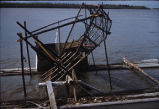 Fish wheel (close-up).
