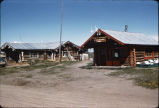 U.S. Fish and Wildlife Service building, Fort Yukon, Alaska, June 15, 1961.