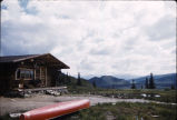 The Lodge at Camp Denali.