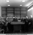 Alaska Territorial Board of Engineers and Architects Examiners, 1955.