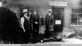 Over $1,000 in furs Fairbanks, 1919.