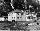 Juneau Native hospital and tuberculosis annex, late 1930s.