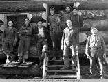 Lucky Strike Mine crew, ca. 1915-1930.