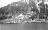 Gold mine Juneau Alaska.