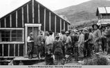 Flat Creek Mine, ca. 1916.