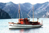 M.S. Chugach, Resurrection Bay.