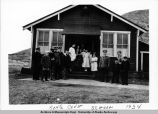 King Cove school, 1934.