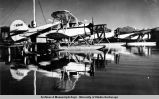 Bristol Bay Air Service float planes.