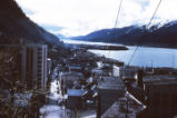 View of Juneau, Alaska, 1962.