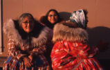 Three Alaska Native women, 1962.