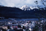 View of Juneau, Alaska, circa 1962.
