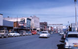 4th Avenue, Anchorage, circa 1953.