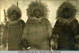 Women of White Mountain, Alaska.