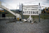 Kotzebue Civil Aeronautics Adminstration landing strip
