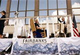 Fairbanks. Nurses' Float, Golden Days, 1988.