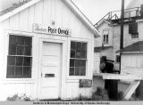 Unalaska Post Office, 1947.