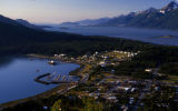 Haines, Alaska and Fort Seward.