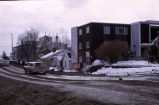 Anchorage after the 1964 earthquake.