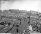 After Nome big fire, Sep[t]. 13, 1905.
