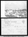 Ships-eye view of resident[ial] portion of Valdez, June 26, [19]05.