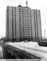 Mt. McKinley Building, March 1964, Anchorage, Alaska.