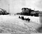 Fourth Avenue, Anchorage, Nov. 10th - 1915.
