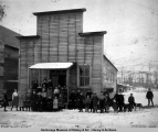 First Valdez school.