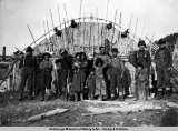 Copper River Indians, probably Goodleta[w] and family.