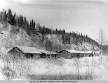 Matanuska coal mines buildings.