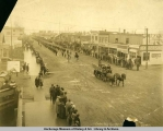 Labor Day parade, Sept. 3, 1917, Anchorage, Alaska.
