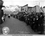 Fat man's race, Valdez, Alaska, July 4, [19]11.