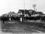 Decoration Day services, Anchorage, Alaska, May 30, [19]17.