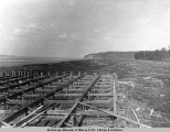 Coal bunker site from marineways, Anchorage, Alaska, July 1, [19]17.